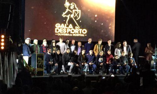 Município de Oliveira do Hospital realiza 6ª edição da Gala do Desporto