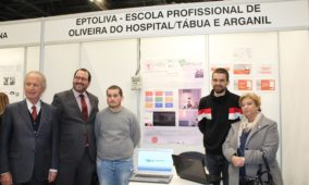 EPTOLIVA representa Região Centro na Mostra Nacional do Prémio Fundação Ilídio Pinho