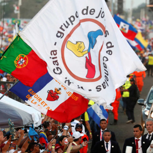"""Portugal recebe Jornadas Mundiais da Juventude """"com uma alegria incontida"""""""