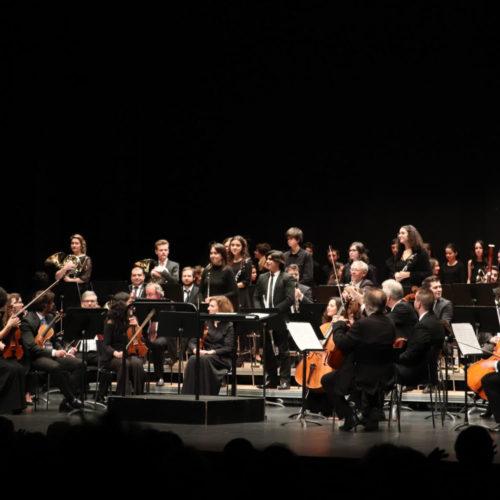 Orquestra Clássica do Centro dá concerto em Oliveira do Hospital com Bandas Filarmónicas da Região de Coimbra