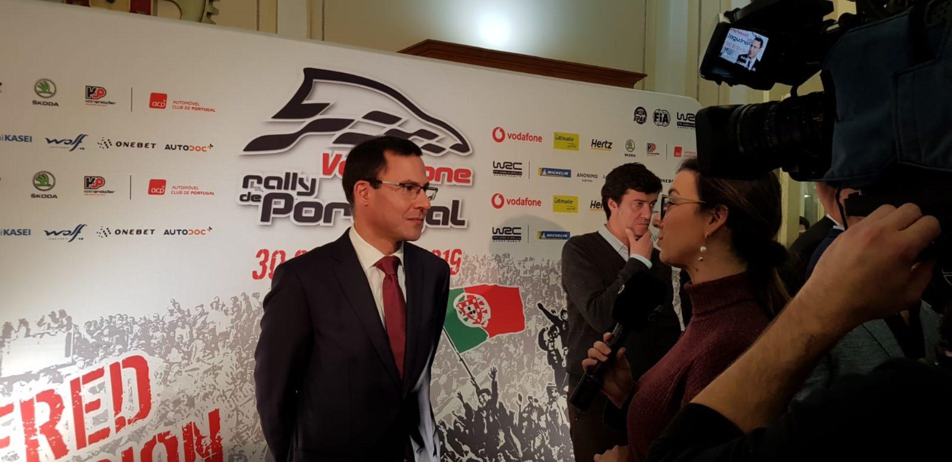 Rally de Portugal regressa a Arganil 18 anos depois