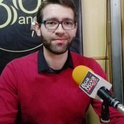 Carlos Cardoso, engenheiro informático, é convidado do Espaço BLC3- Ciência no Interior