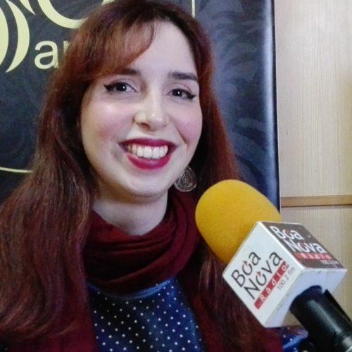 Helena Correia, investigadora na área das microalgas, é convidada do Espaço BLC3- Ciência no Interior