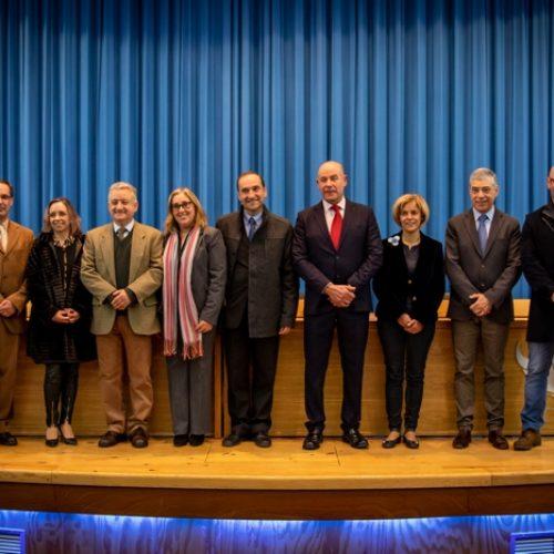 Vice-presidente e diretores de unidades orgânicas do IPG tomaram posse