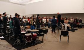 Orquestra comunitária junta 200 músicos de 19 municípios da Região de Coimbra