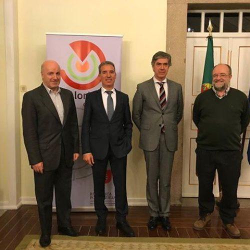 Defesa da coesão do território juntou Turismo do Centro e Secretaria de Estado da Valorização do Interior