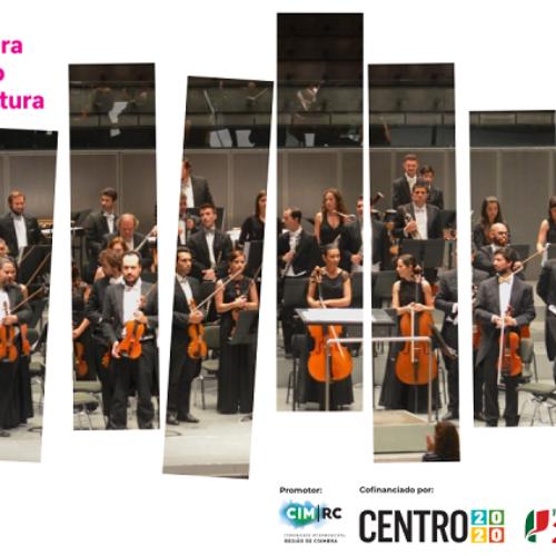Orquestra Clássica do Centro dá concerto com Bandas Filarmónicas de Miranda do Corvo