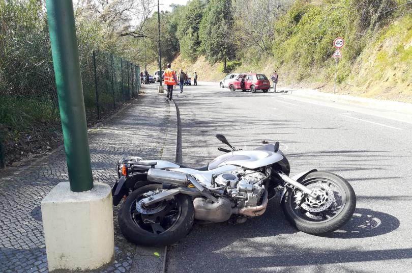 Coimbra: Colisão entre automóvel e motociclo provoca um morto