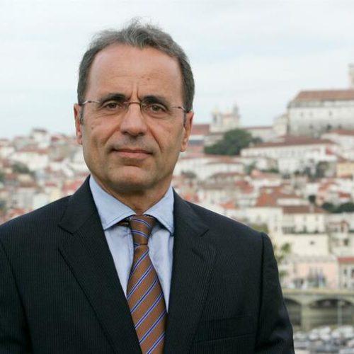 Amílcar Falcão eleito novo reitor da Universidade de Coimbra