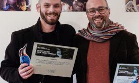 Dupla de realizadores de Oliveira do Hospital vence concurso de curtas-metragens nacional