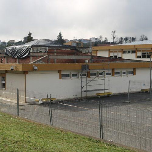"""Associação de Estudantes do AEOH reivindica por conclusão de obras na escola """"em prol do bem-estar dos alunos"""""""