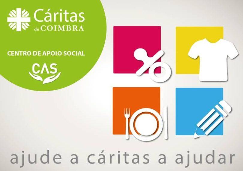 Cáritas Coimbra promove primeira campanha solidária de 2019