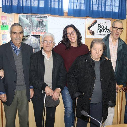 Idosos visitaram a Boa Nova no Dia Mundial da Rádio (com vídeo)