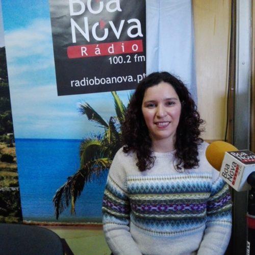 Inês Ferreira é convidada do Espaço BLC3- Ciência no Interior
