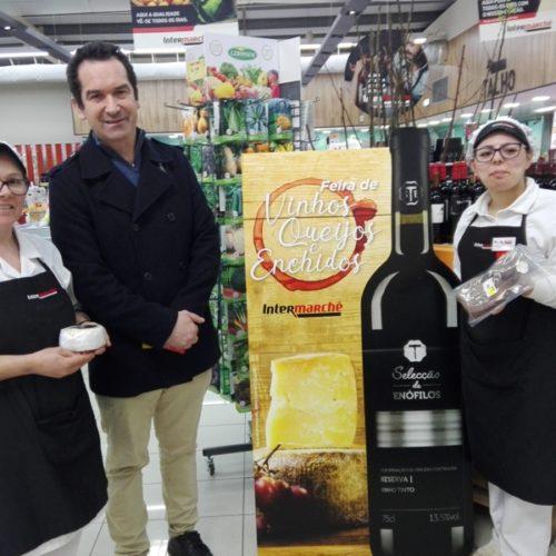 Empresas: Intermarché promove Feira de Vinhos, Queijos e Enchidos