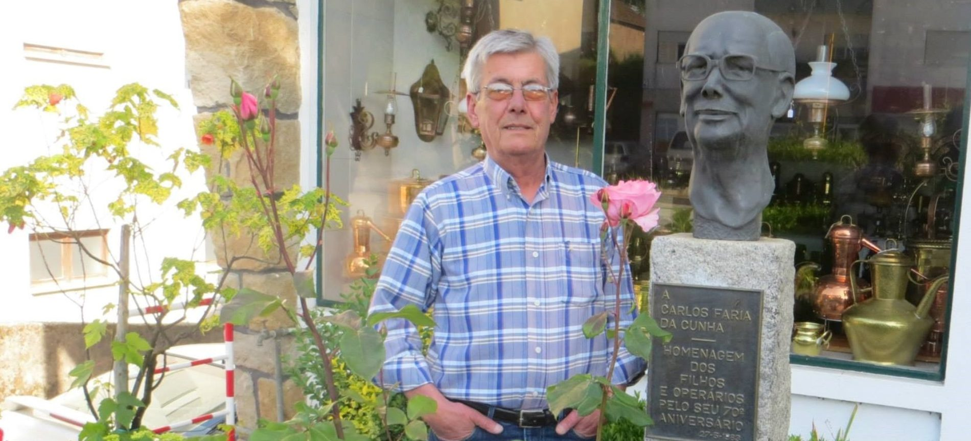 Faleceu o empresário Jorge Manuel Faria