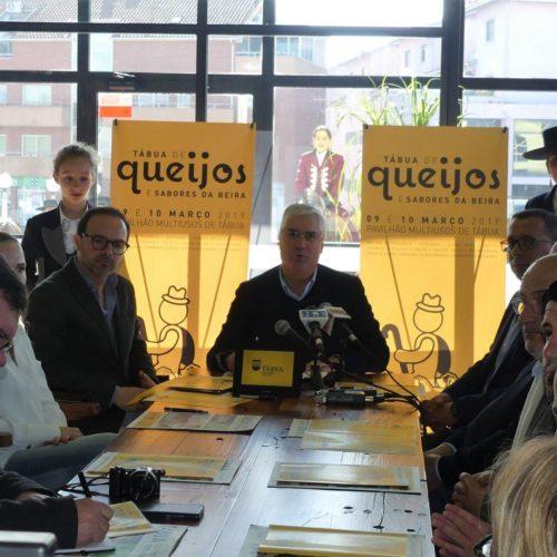 Tábua de Queijos e Sabores espera 15 mil visitantes