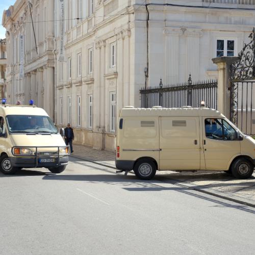 Condenados 21 arguidos por crimes na cadeia de Coimbra