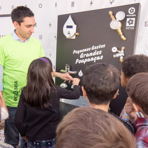 Seia: Ações ambientais e educacionais marcaram comemorações dos dias da Água e da Floresta