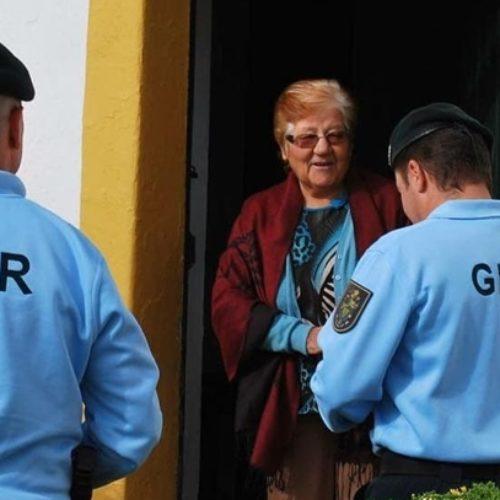 GNR sinalizou mais de 41 mil idosos a viver sozinhos ou isolados