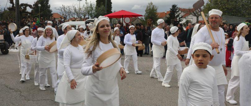 Carnaval animou Lagares da Beira
