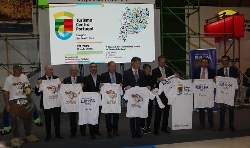 Maratona da Europa, Rally de Portugal e o melhor da Beira Baixa apresentados na BTL