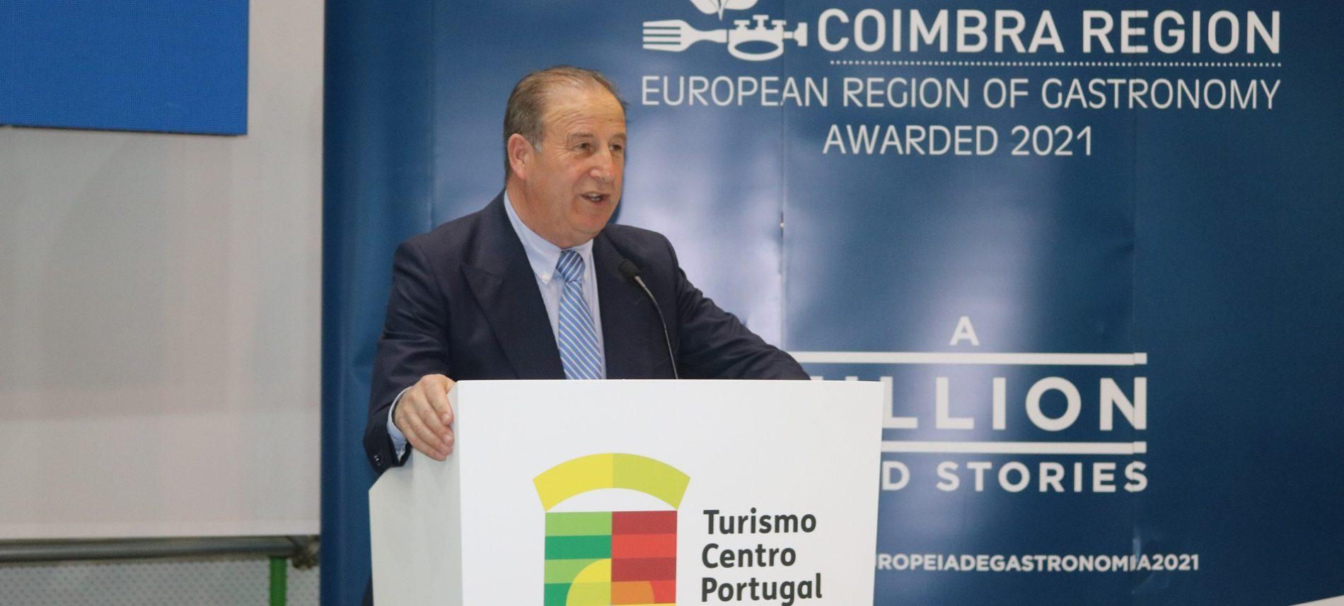 José Carlos Alexandrino foi eleito presidente da CIM da Região de Coimbra