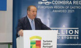 """""""Coimbra Região Europeia da Gastronomia 2021"""" em destaque na BTL (com vídeos)"""