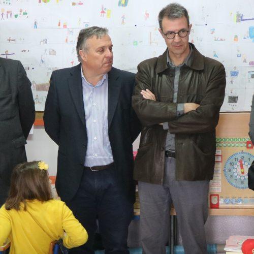 """Ensinar é Voar"" entusiasma alunos na EB1 de Oliveira do Hospital"