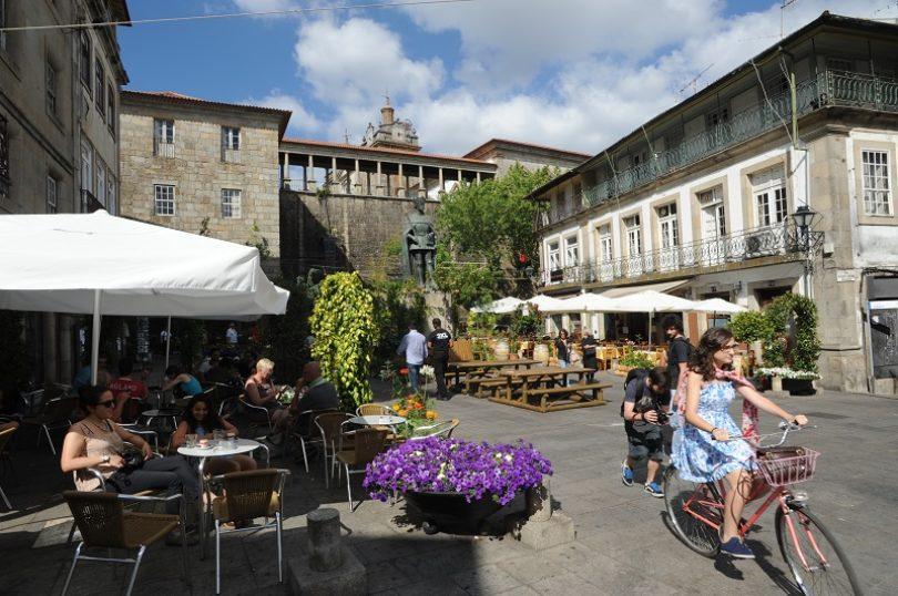 Centro de Portugal com milhares de turistas no fim de semana da Páscoa