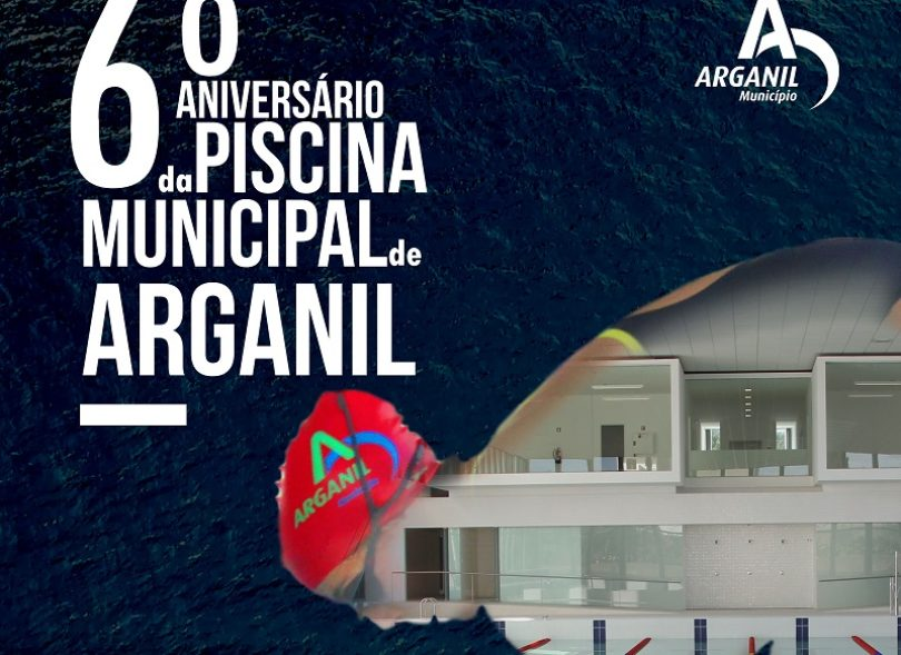 Piscina Municipal de Arganil assinala 6º aniversário