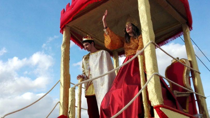 Desfiles de Carnaval animaram Nogueira do Cravo e Seixo da Beira (com vídeo)