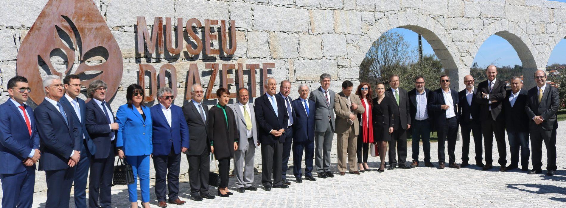 Presidente da República inaugurou Museu do Azeite na Bobadela (Com vídeo)