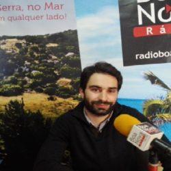 João Batista é convidado do Espaço BLC3- Ciência no Interior