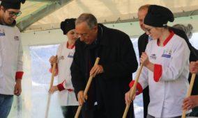 Marcelo Rebelo de Sousa volta a marcar presença na Feira do Queijo de Oliveira do Hospital