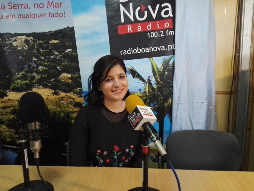 Marta Leite é convidada do Espaço BLC3- Ciência no Interior