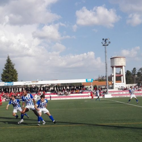 Nogueirense venceu dérbi concelhio por 1-0