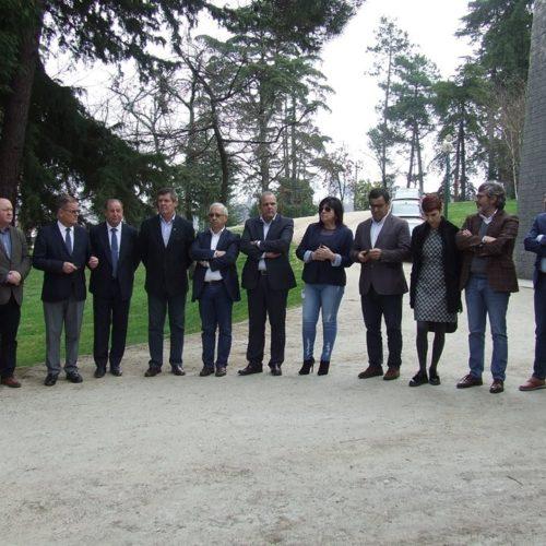 CIM Região de Coimbra promoveu plantação simbólica em Oliveira do Hospital