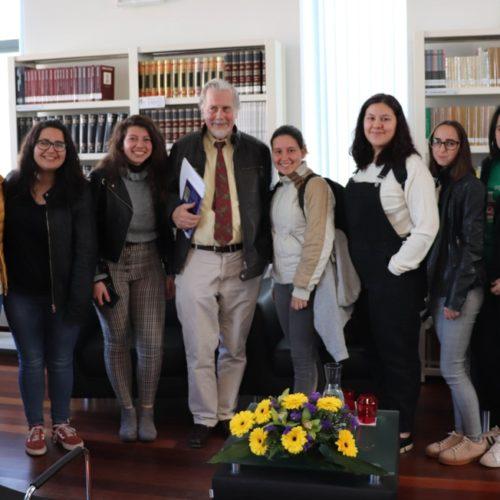 EPTOLIVA promoveu Semana de Leitura para a Comunidade