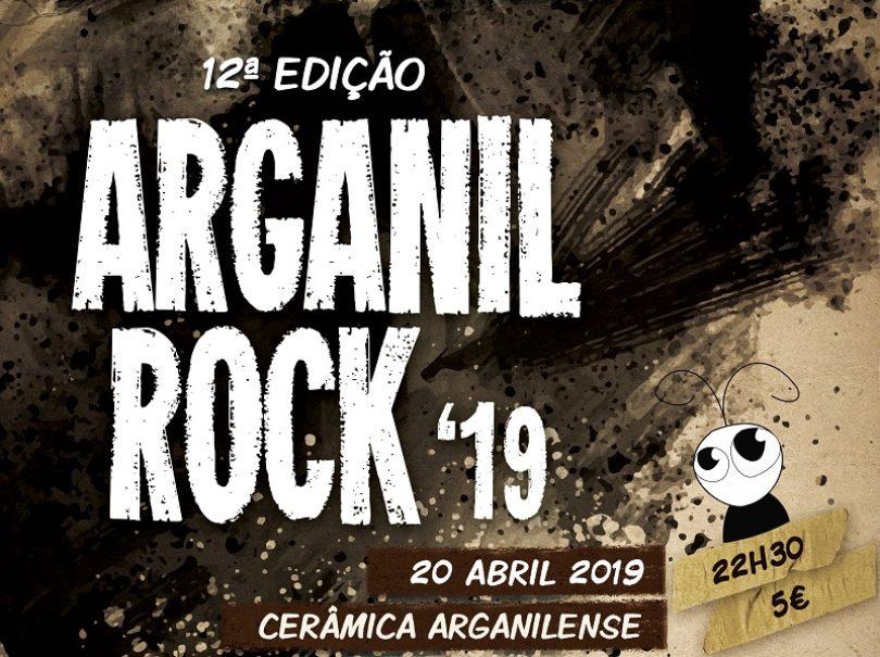 Cerâmica arganilense acolhe 12ª edição Arganil Rock no dia 20 de abril