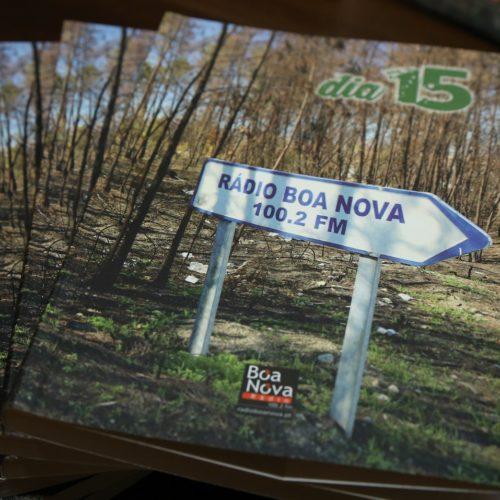 """Rádio Boa Nova apresentou """"Dia 15"""" no colóquio """"Juntos Superamos"""" (com vídeo)"""