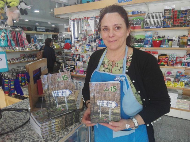 """Meio Mundo é ponto de venda do livro """"Dia 15"""" editado pela Rádio Boa Nova"""