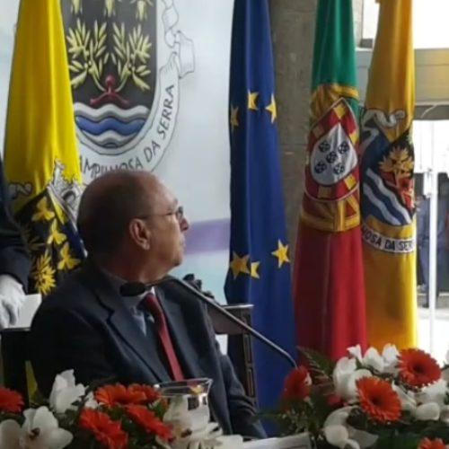 """Alexandrino satisfeito com nomeação de João Ataíde para secretário de Estado do Ambiente: """"Vamos ter um homem da nossa confiança"""""""