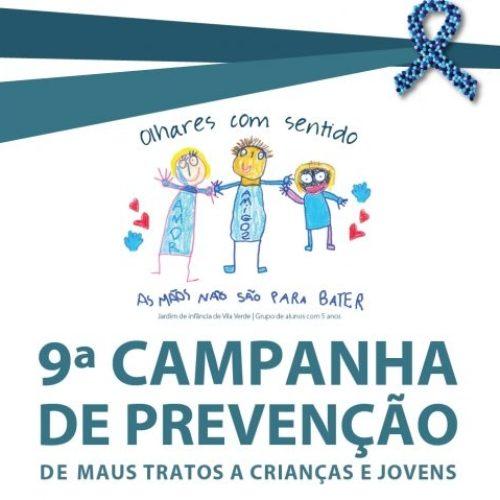 Cáritas Coimbra promove 9ª Campanha de Prevenção de Maus Tratos a Crianças e Jovens