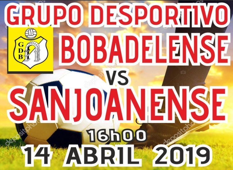 Grupo Desportivo Bobadelense disputa a meia final do Campeonato Inatel de Futebol