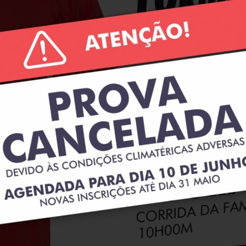 Tábua cancela Corrida João Brandão devido ao mau tempo