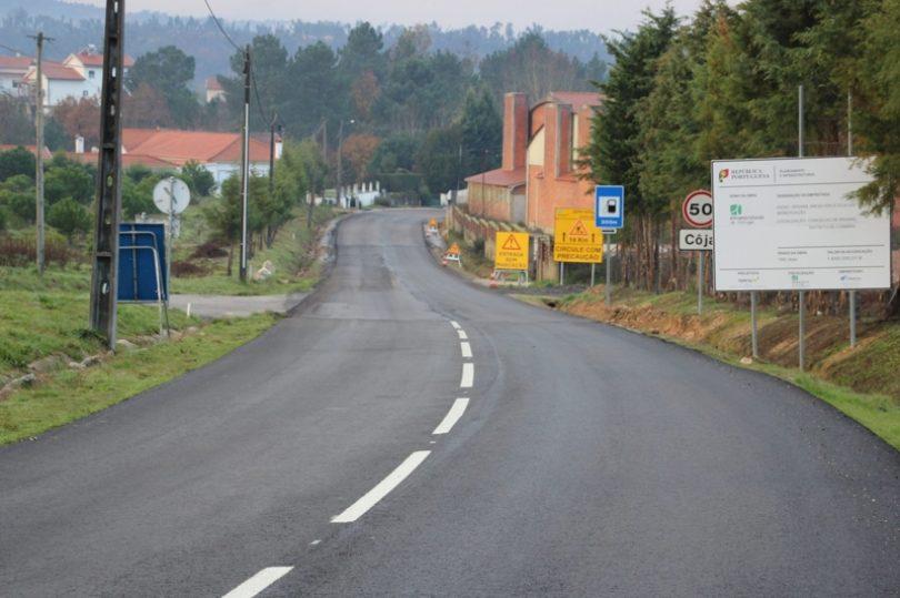 Trabalhos na Estrada Nacional/ER 342 – Arganil-Côja estão suspensos