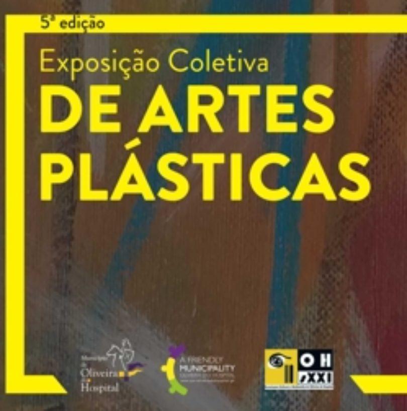 Exposição Coletiva de Artes Plásticas é inaugurada amanhã em Oliveira do Hospital