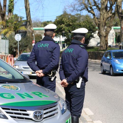 GNR detetou 769 infrações na última semana no distrito de Coimbra