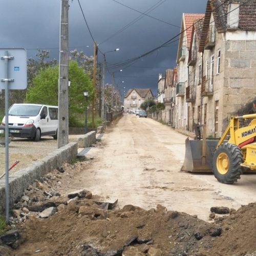 Câmara de Seia avança com requalificação da EM 505, na localidade de Vila Verde